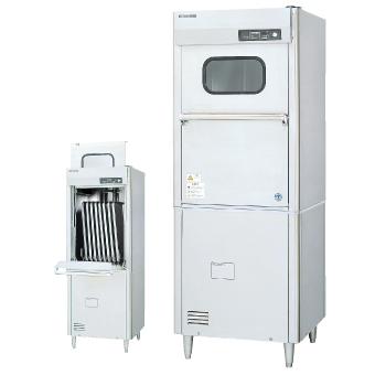 業務用食器洗浄機 jwシリーズ jw 1000wud p ホシザキ株式会社